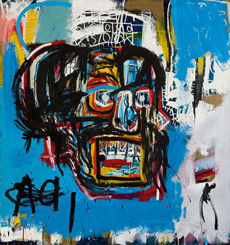 Jean-Michel Basquiat, 'Untitled', 1982, Sotheby's