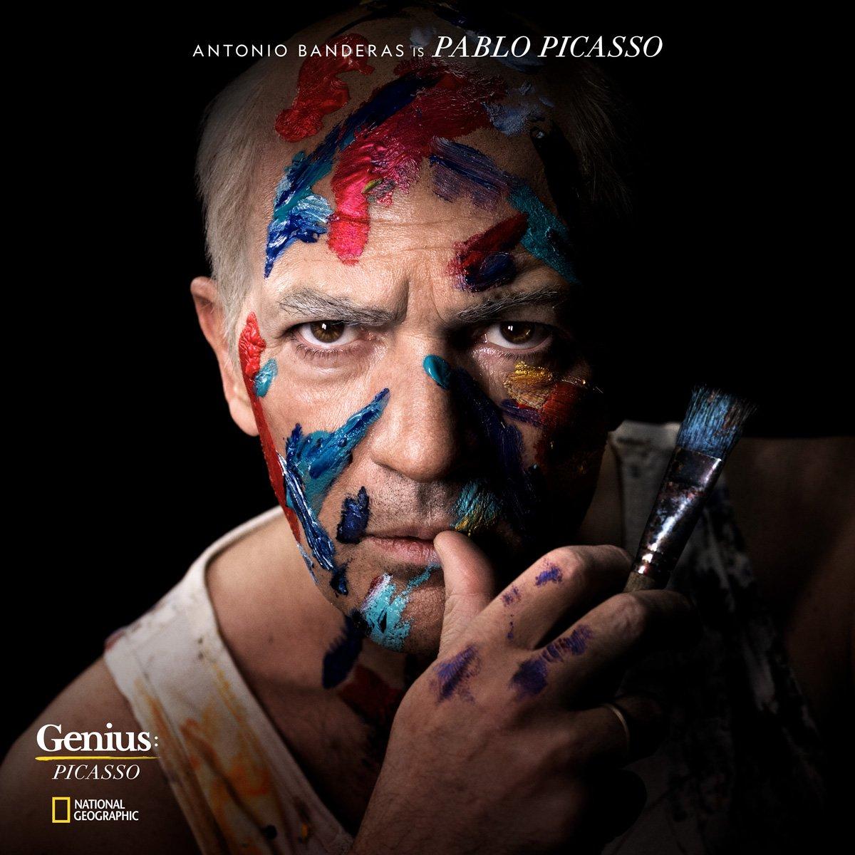 σειρά Genius: Picasso του National Geographic