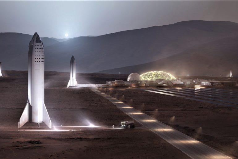 ταξίδι στον Άρη