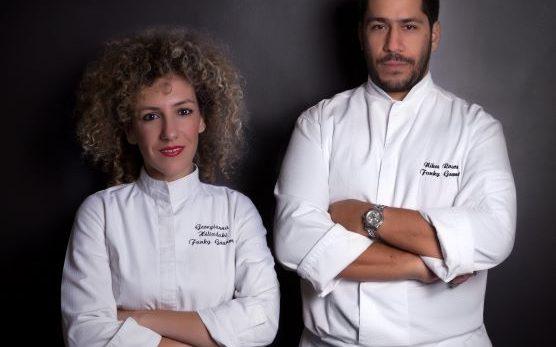 Γεωργιάννα Χιλιαδάκη - ΝίκοςΡούσσος, Funky Gourmet