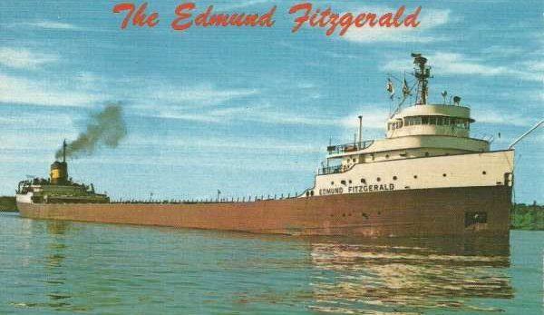 Edmund Fitzgerald Vessel