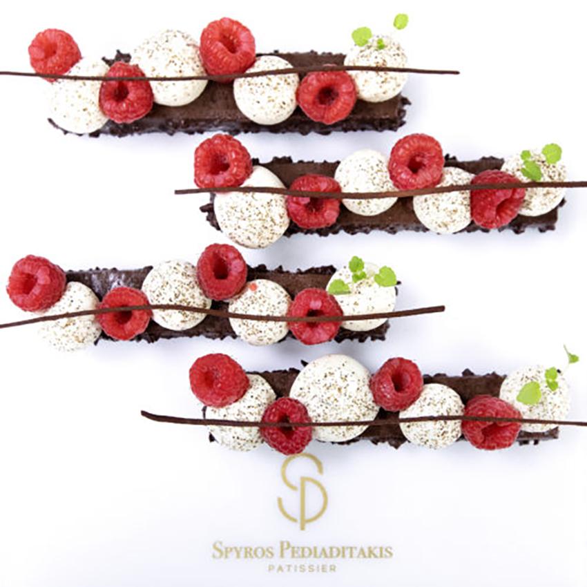 Γλυκό του Pastry Chef Σπύρου Πεδιαδιτάκη