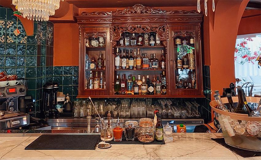 Ιταλικό εστιατόριο Barolo