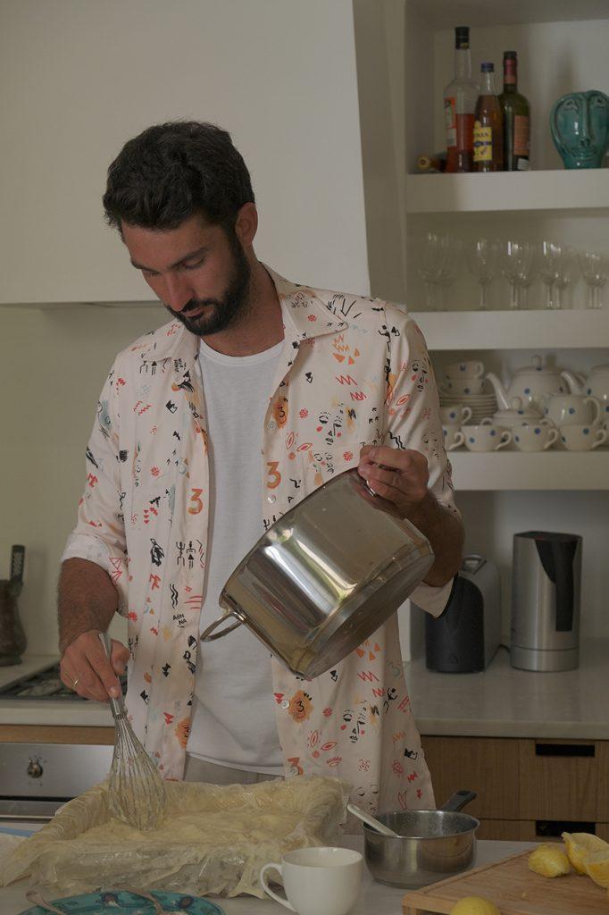 Κάρολος Μιχαηλίδης private cheffing