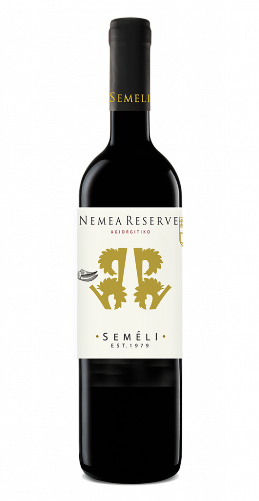 Semeli Nemea Reserve 2016, Κτήμα Σεμέλη