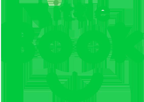 λογότυπο βιβλιοπωλείο Little Book