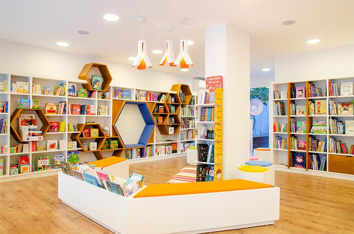 Παιδικό Βιβλιοπωλείο Little Book