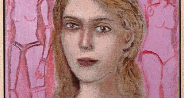 Εδουάρδος Σακαγιάν, Γυναίκα σε πλήθος