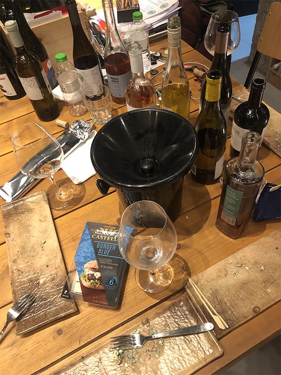 Κρασιά Τυρί Castello