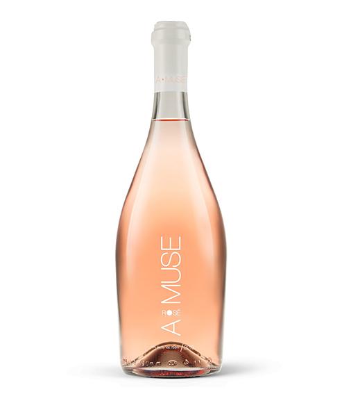 AΜuse Rosé 2019, Κτήμα Μουσών