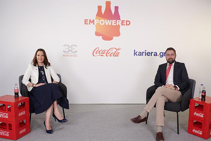 Empowered Coca Cola