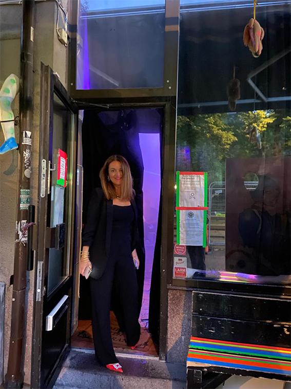 Εστιατόριο Punk Royale Στοκχόλμη Είσοδος