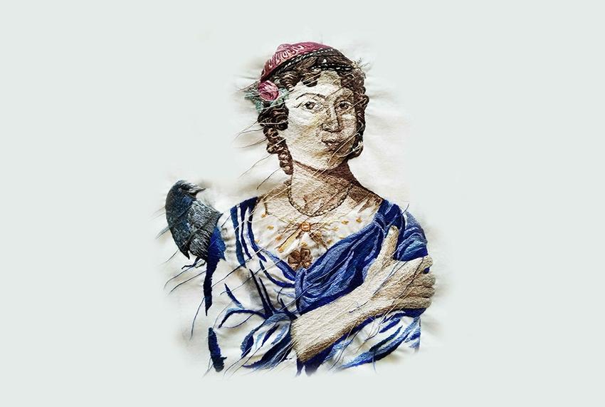 Μαντώ Μαυρογένους Ηρωίδα της Ελληνικής Επανάστασης Ιφιγένεια Σδούκου