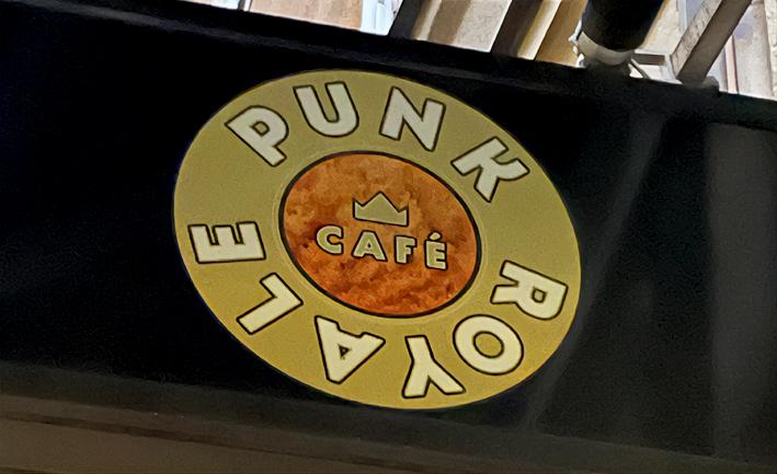 Εστιατόριο Punk Royale Στοκχόλμη