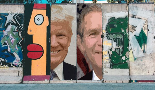 Bush Trump